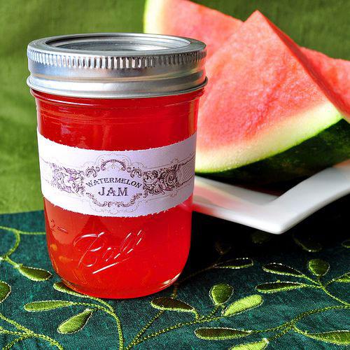 50+ Best Recipes for Fresh Watermelon - Homemade Watermelon Jam
