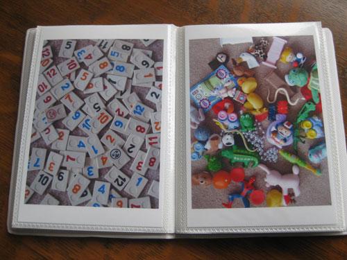 40+ DIY Travel Activities - I-Spy Book