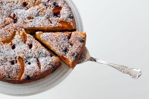 50+ Best Recipes for Fresh Blueberries - Summer Fruit Cake