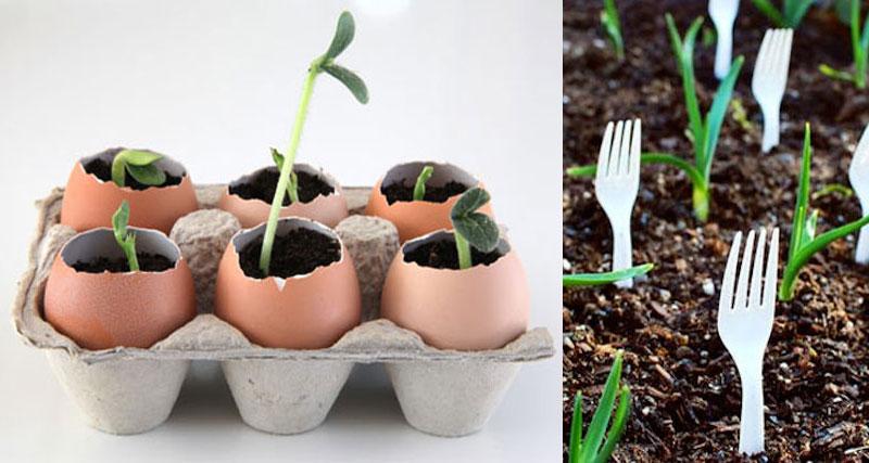 17 clever vegetable garden hacks - Garden Hacks