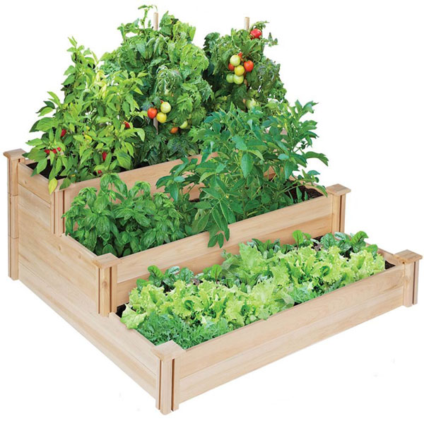 Plastic Raised Garden Beds Ireland