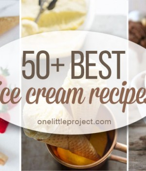50+ Best Ice Cream Recipes
