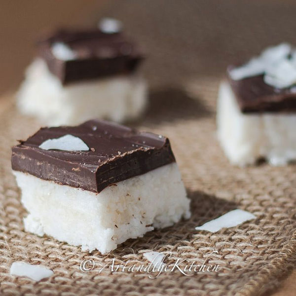 50+ Best Squares and Bars Recipes - Chocolate Covered Coconut