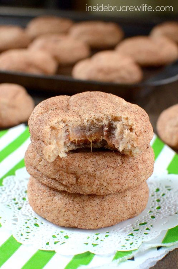 50+ Best Cookie Recipes - Cinnamon Cookies