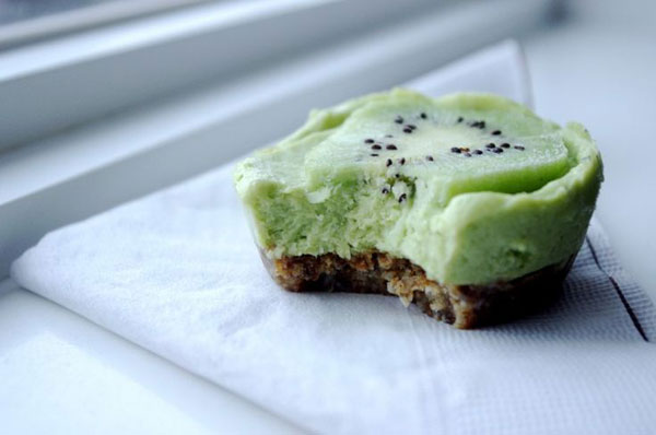 50+ Best Kiwi Recipes - Key Lime Tarts