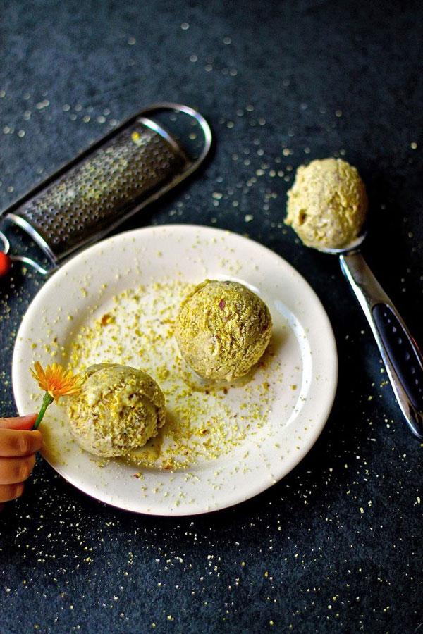 50+ Best Ice Cream Recipes - Pistachio Ice Cream