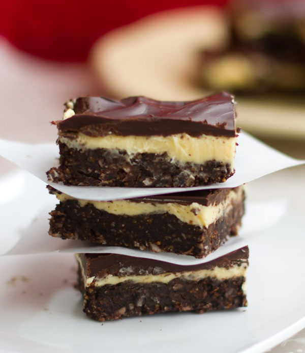 50+ Best Squares and Bars Recipes - Nanaimo Bars
