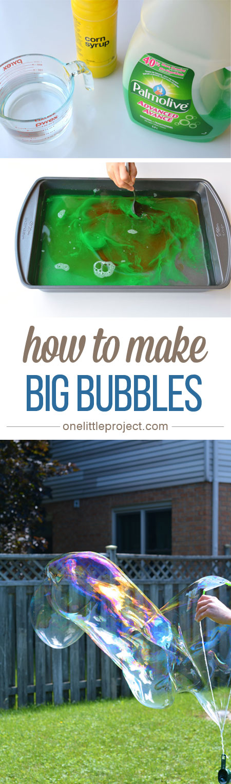 Bubbles Recipes and Snacks