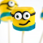 How to make Minion Marshmallows