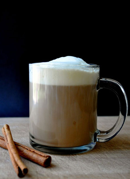50+ Homemade Starbucks Recipes - Easy Cinnamon Dolce Latte