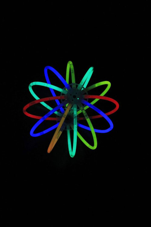 50+ Glow Stick Ideas - Glow Stick Orb