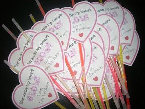 50+ Glow Stick Ideas - Glow Stick V-Card