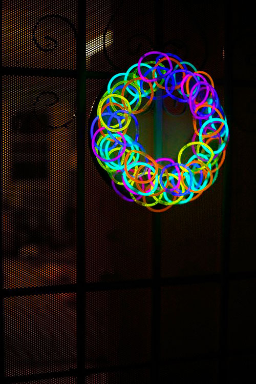 Decorating With Glow Sticks - Home Decor 2018