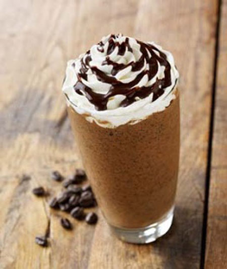 50+ Homemade Starbucks Recipes - Starbucks Java Chip Frappuccino