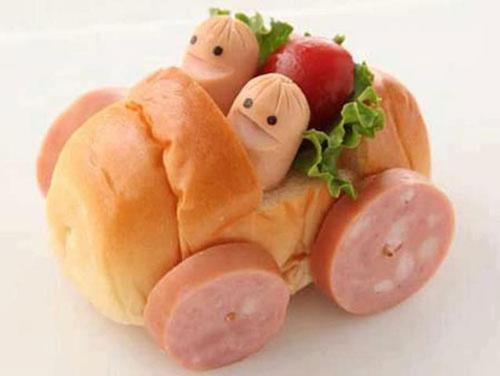 Lunch Box Hacks - Creative Food Art