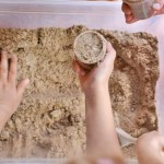 Moldable Play Sand Recipe