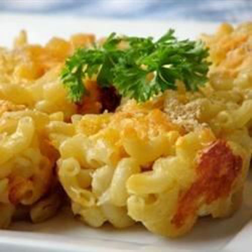 Non-Sandwich Lunch Ideas - Easy Mac and Cheese Muffins