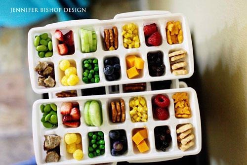 Lunch Box Hacks - Healthy Fruit Tray