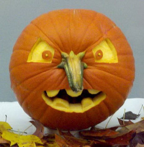 Clever pumpkin carving hacks