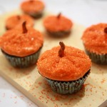 Decorate Easy Pumpkin Cupcakes