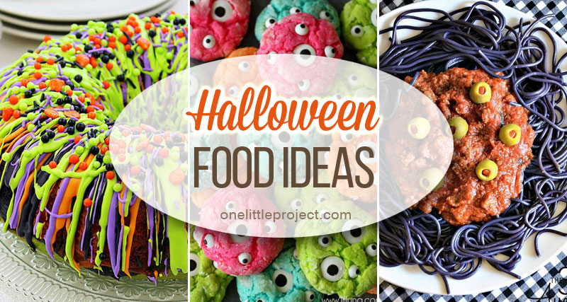 Halloween Food Ideas