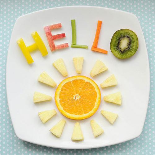 50+ Kids Food Art Lunches - Hello Sunshine Food Art
