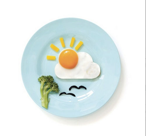 50+ Kids Food Art Lunches - Sunny Side Up