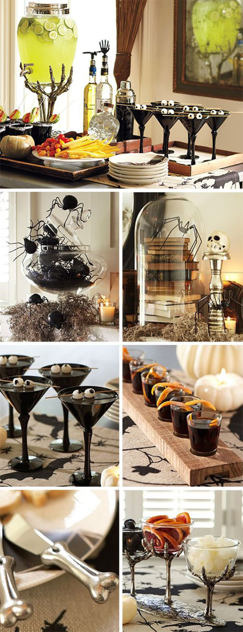 34 inspiring halloween party ideas for adults for Fun parties for adults
