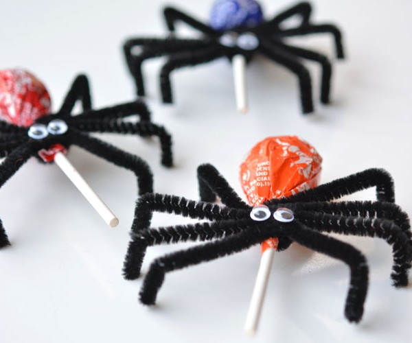 Lolly Pop Spiders