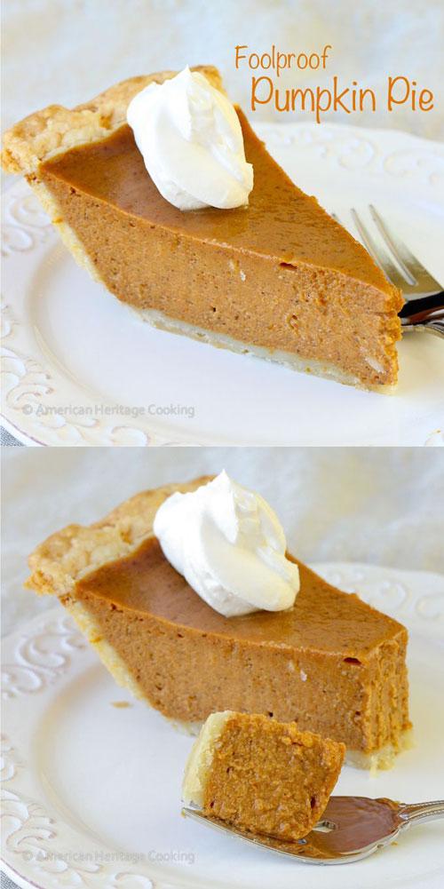 50+ Best Pumpkin Recipes - Easy Foolproof Pumpkin Pie
