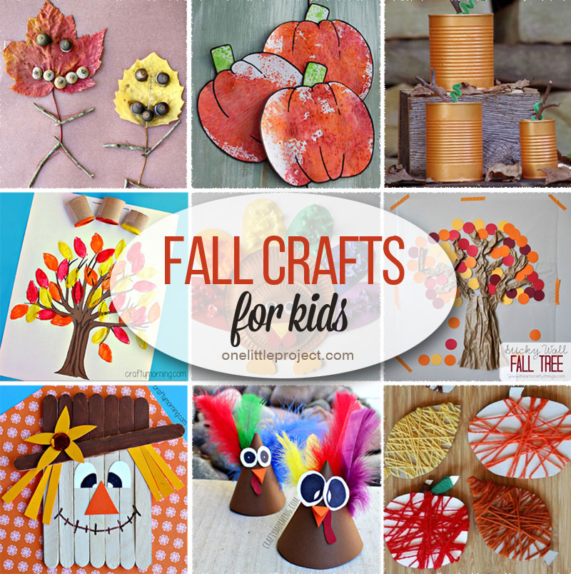 fall craft ideas for toddlers 48 awesome fall crafts for 6549
