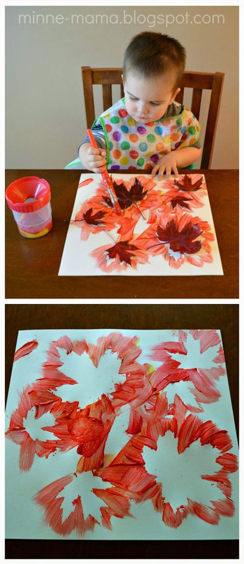 autumn craft ideas kids 48 awesome fall crafts for 3396