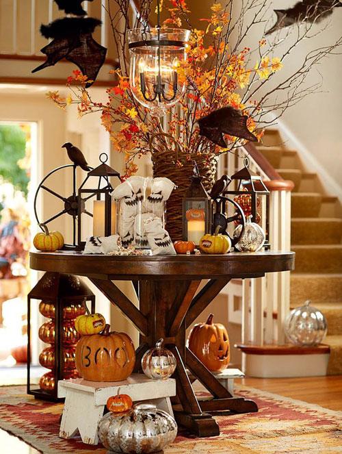 halloween party ideas for adults halloween home decors - Halloween Home Ideas
