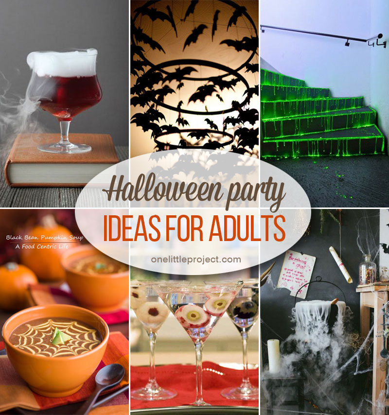 Halloween Themed Birthday Party For Toddler.34 Inspiring Halloween Party Ideas For Adults