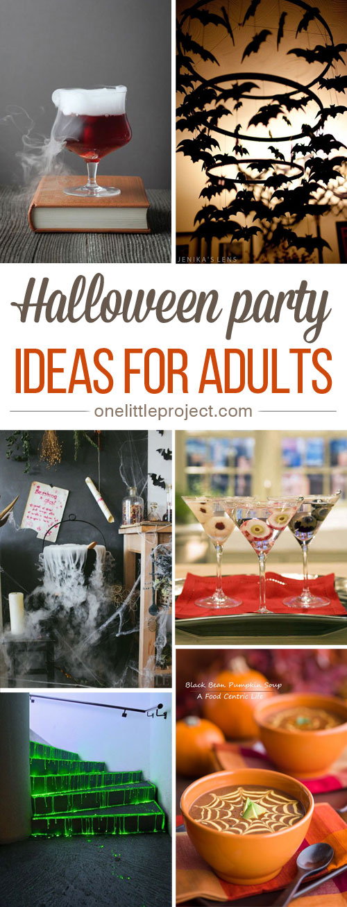 from spooky cocktails to elegant party decor this collection