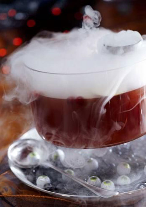 Halloween Party Ideas for Adults - Haunted Halloween Party Punch
