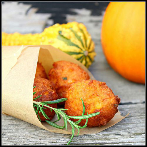 50+ Best Pumpkin Recipes - Pumpkin Fritters