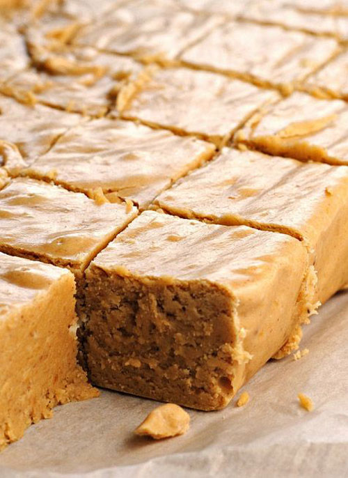 50+ Best Pumpkin Recipes - Pumpkin Pie Fudge