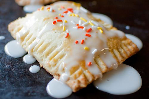 50+ Best Pumpkin Recipes - Pumpkin Pie Pop Tarts