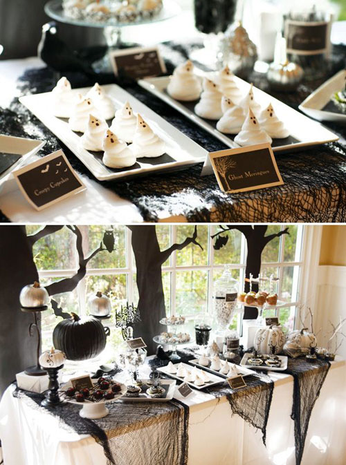 Halloween Party Ideas for Adults - Spooky Forest Halloween Party