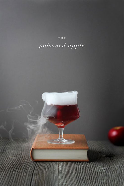Halloween Party Ideas for Adults - The Poisoned Apple