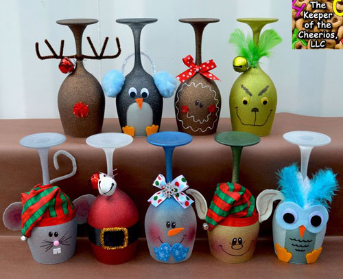 36 easy christmas crafts