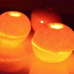 How to Make Clementine Candles
