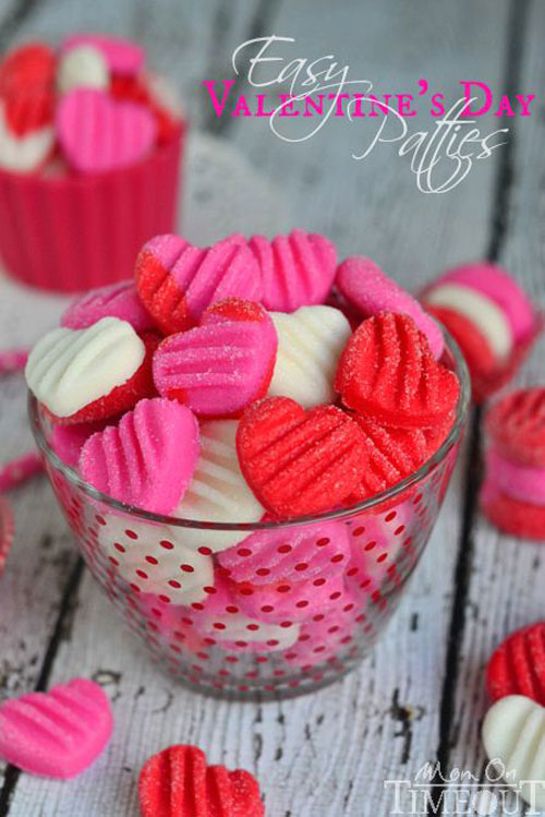44 Sweet Valentine's Day Treats - Easy Valentine's Day Patties