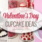 35+ Valentine's Day Cupcake Ideas