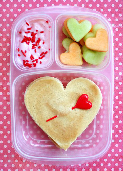 30+ Healthy Valentine's Day Food Ideas - Valentine's Day Lunch