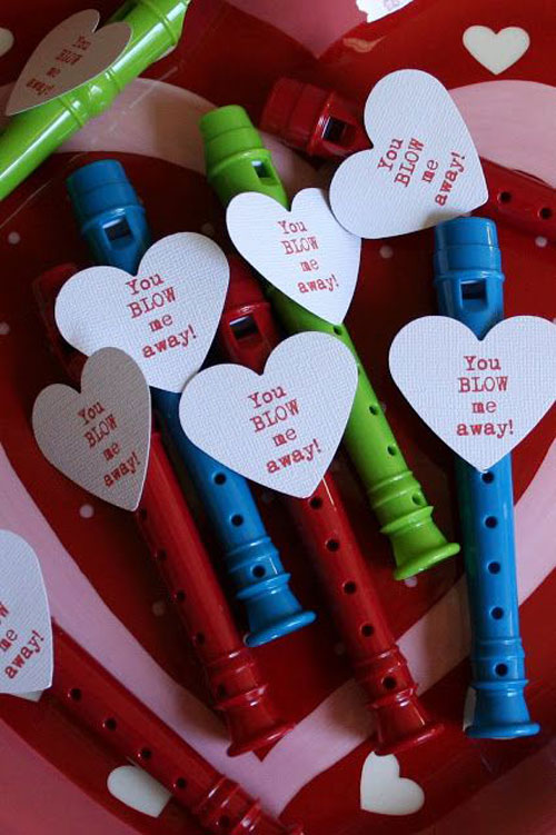 40+ Cute Valentine Ideas for Kids - Whistle Valentine