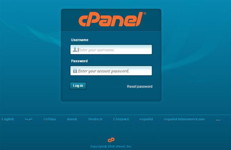 Wordpress-1-CPanel-Login
