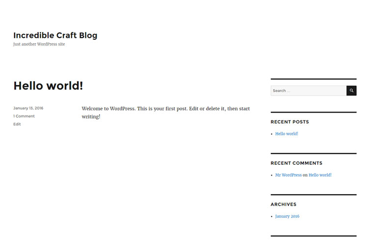 Wordpress-11-Your-new-website
