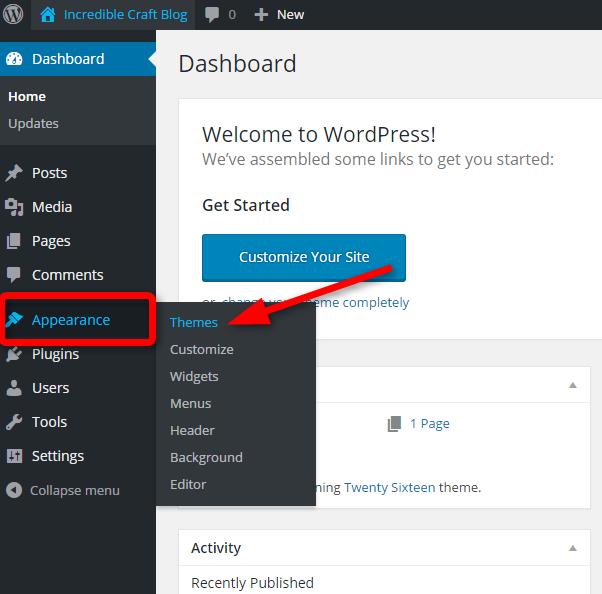 Wordpress 12 Themes